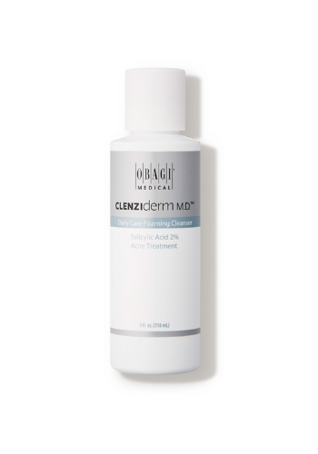 Obagi Clenziderm M.D. Daily Foaming Cleanser at Forever Young Aesthetics in Tampa FL