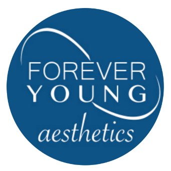 Round Logo for Forever Young Aesthetics in Tampa FL
