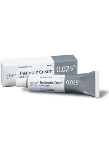 Tretinoin 0.025% Cream at Forever Young Aesthetics in Tampa FL