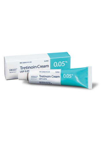 Tretinoin 0.05% Cream at Forever Young Aesthetics in Tampa FL