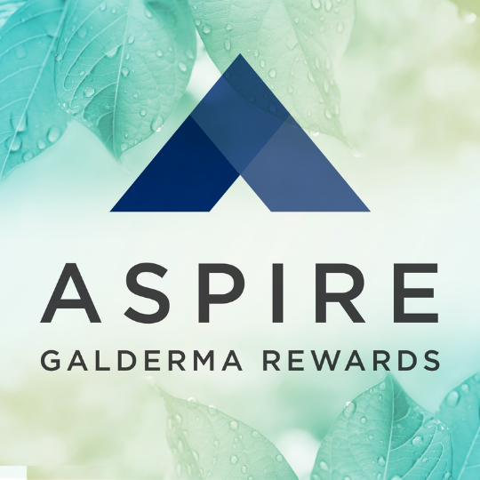 Aspire Galderma Rewards at Forever Young Aesthetics in Tampa FL