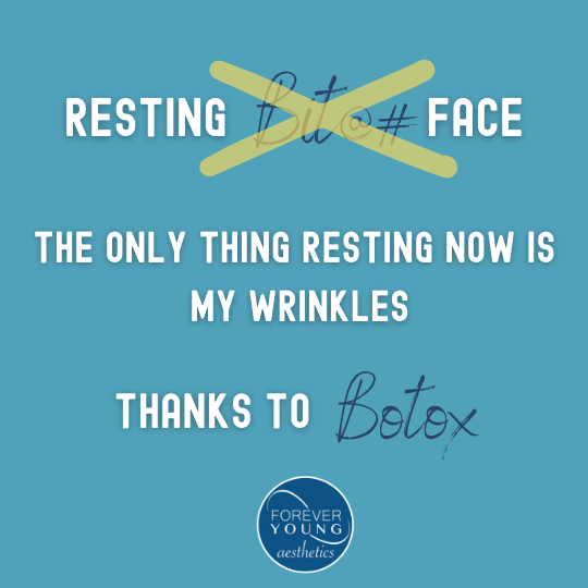 Botox Treatments Meme by Forever Young Aesthetics in Tampa FL