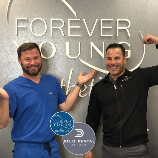 Special Collaboration Event with Forever Young Aesthetics and Deliz Dental in Tampa FL