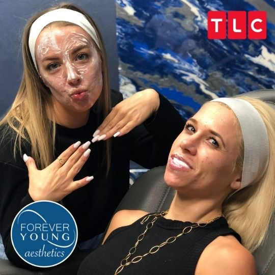 Famous Celebrity at the Med Spa in South Tampa FL