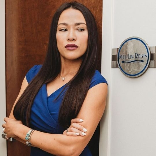 Mei-Lin Reisin, Owner of Forever Young Aesthetics in Tampa FL