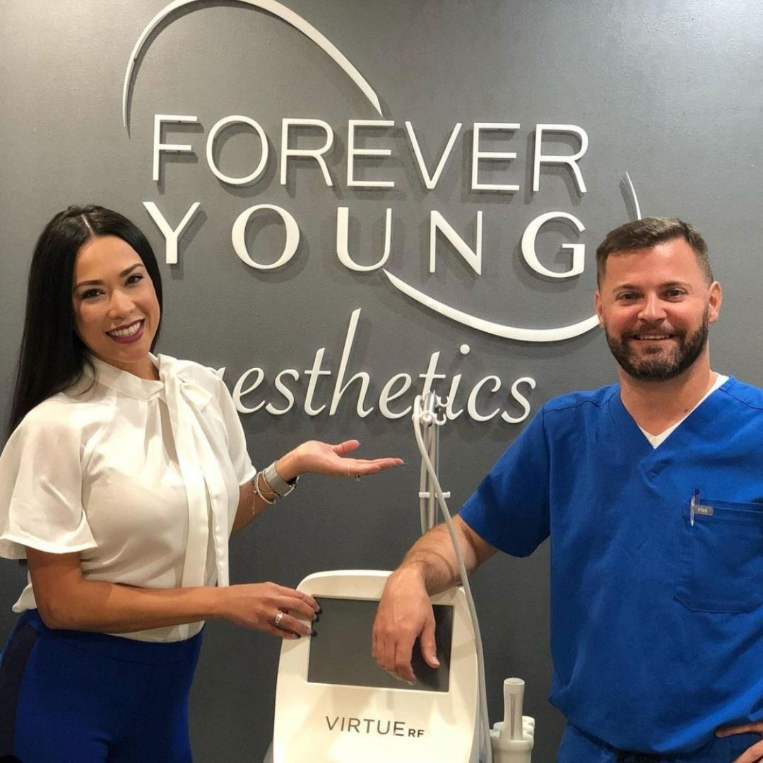 Microneedling Machine at Forever Young Aesthetics in Tampa FL