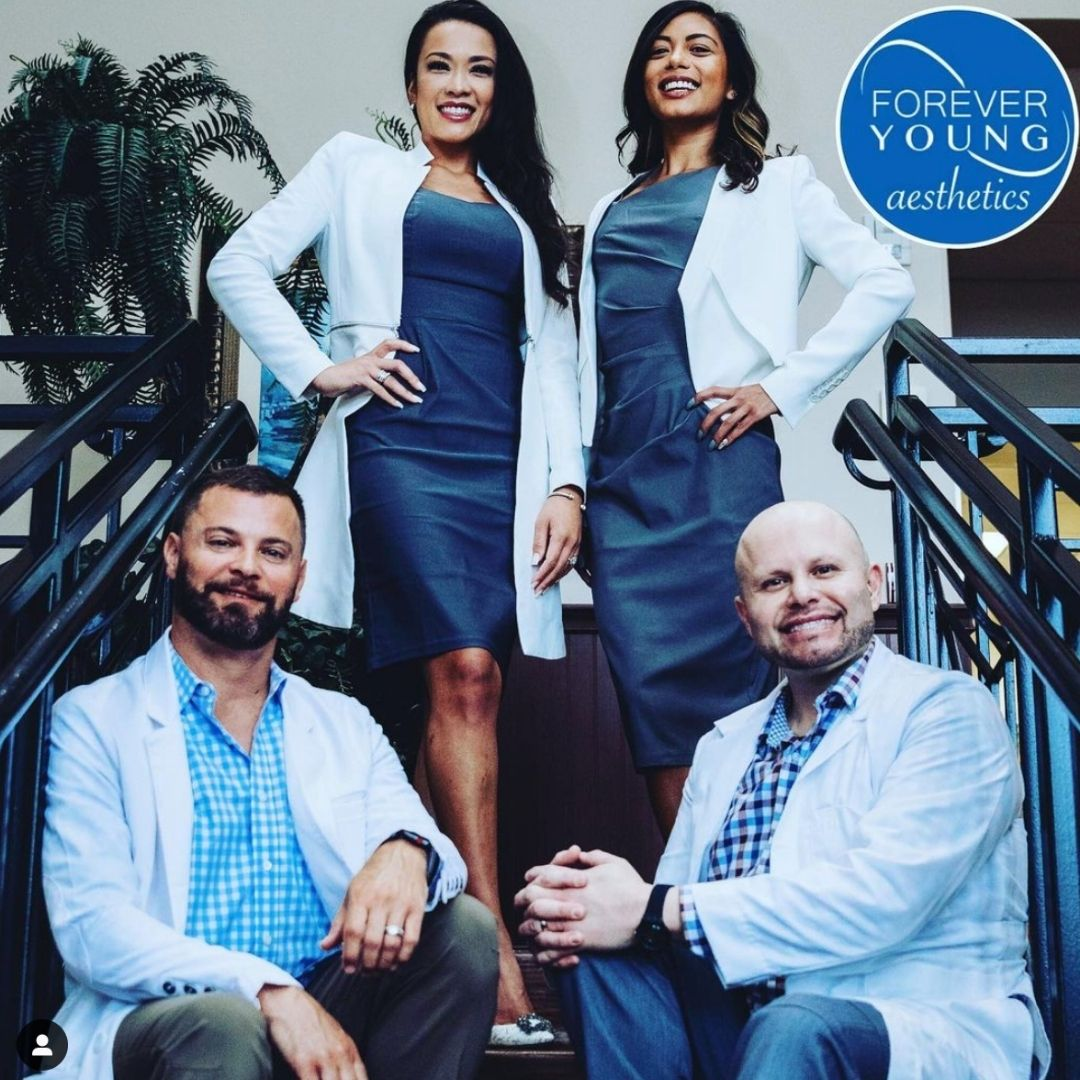 Microneedling Services Team Photo in Tampa FL