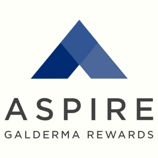 Aspire for Galderma Rewards at Forever Young Aesthetics in South Tampa FL