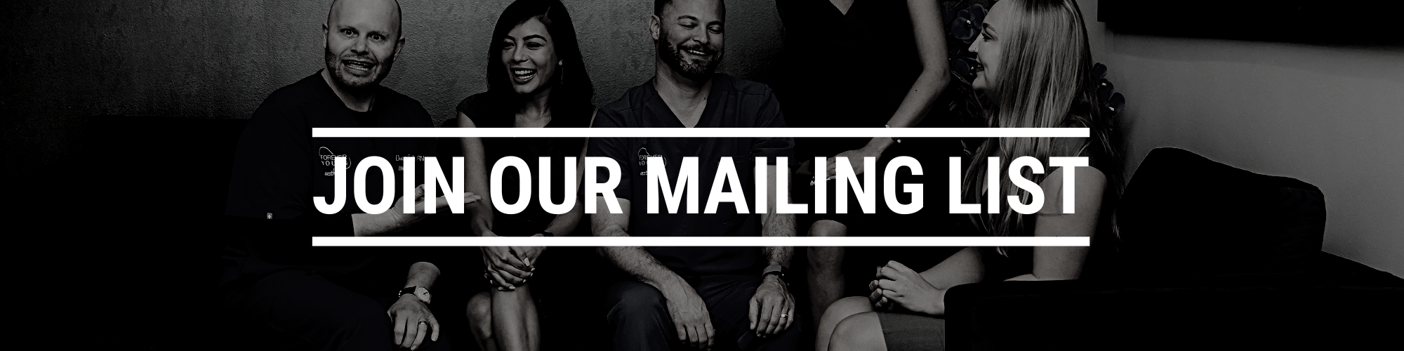 Mailing List for Medical Spa Forever Young Aesthetics in Tampa FL