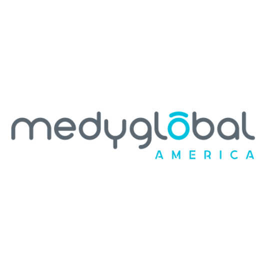 Medyglobal Threads Logo at Medical Spa Forever Young Aesthetics in Tampa FL