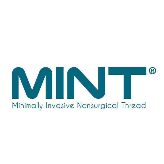 Mint Threads Logo for Medispa Forever Young Aesthetics in Tampa FL