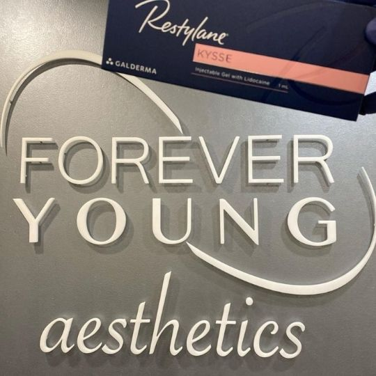 Restylane Kysse Treatment at Forever Young Aesthetics in South Tampa FL