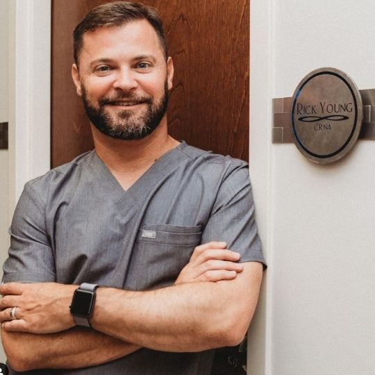 Rick Young CRNA of Forever Young Aesthetics in Tampa FL