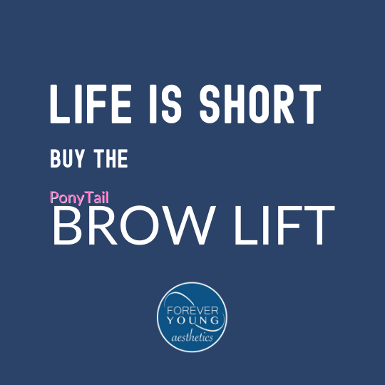 Thread lift promo at Forever Young Aesthetics in Tampa FL