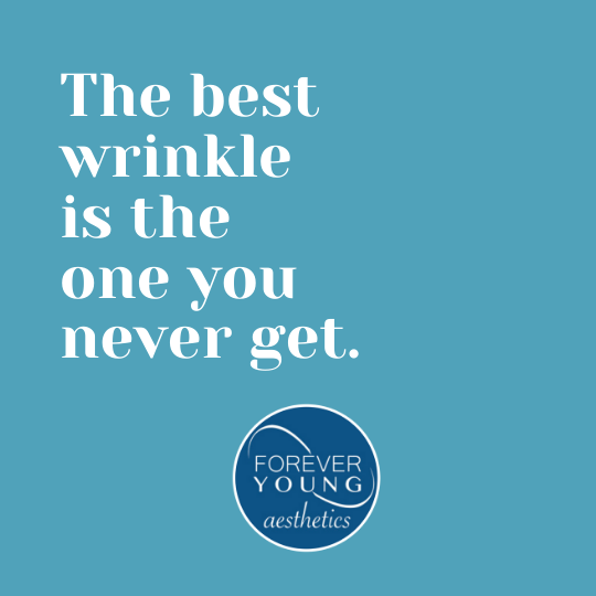 Treatment Services Meme about Botox at Forever Young Aesthetics in Tampa FL