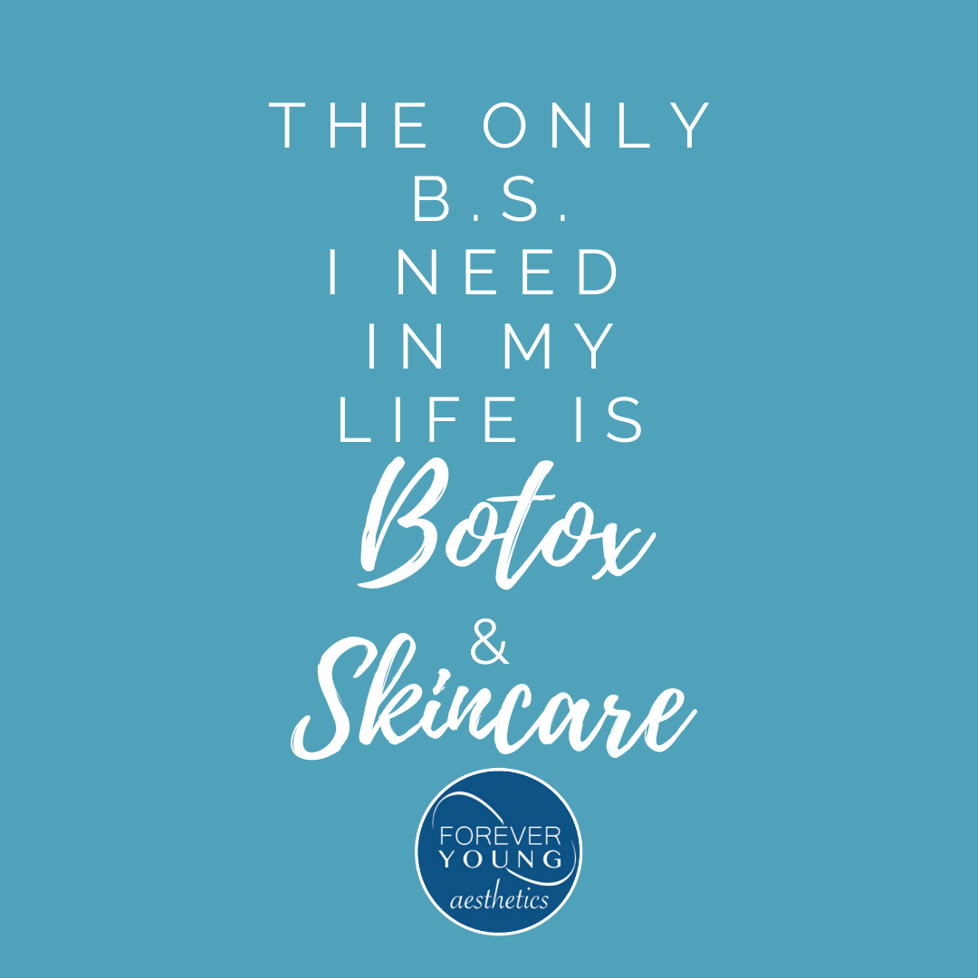 Wrinkle-Smoothing Botox Meme by Forever Young Aesthetics in Tampa FL