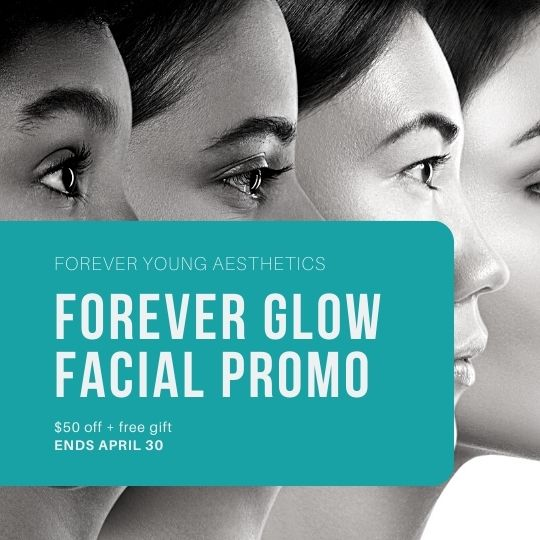 Diamond Facial at Forever Young Aesthetics in South Tampa FL