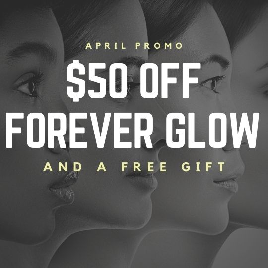 Diamond Glow Special at Forever Young Aesthetics in Tampa FL