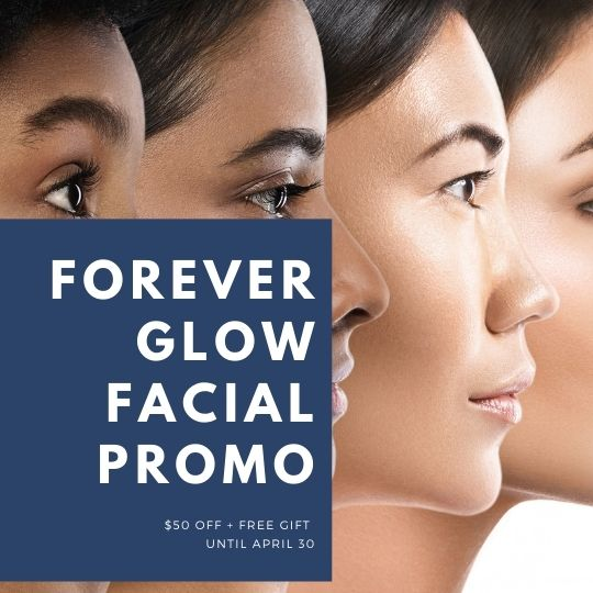 DiamondGlow Facial Promo at Forever Young Aesthetics in Tampa FL