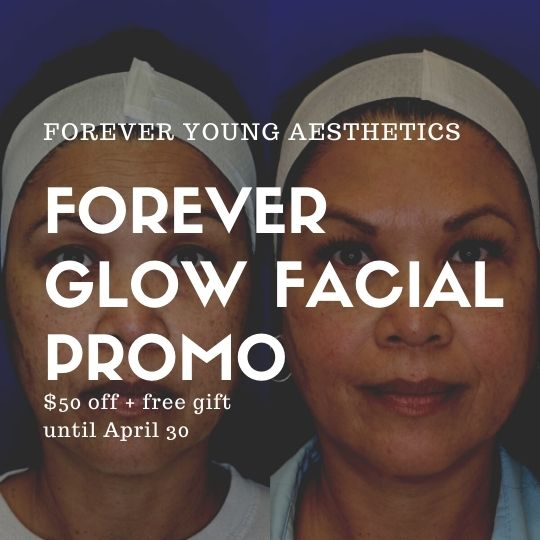 DiamondGlow Facial at Forever Young Aesthetics in Tampa FL