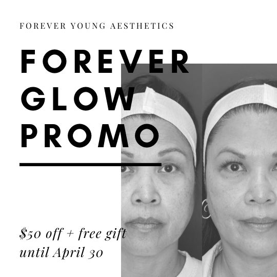 Discount Facial at Forever Young Aesthetics in Tampa FL