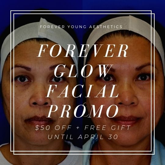 Facial Promo at Medical Spa Forever Young Aesthetics in Tampa FL