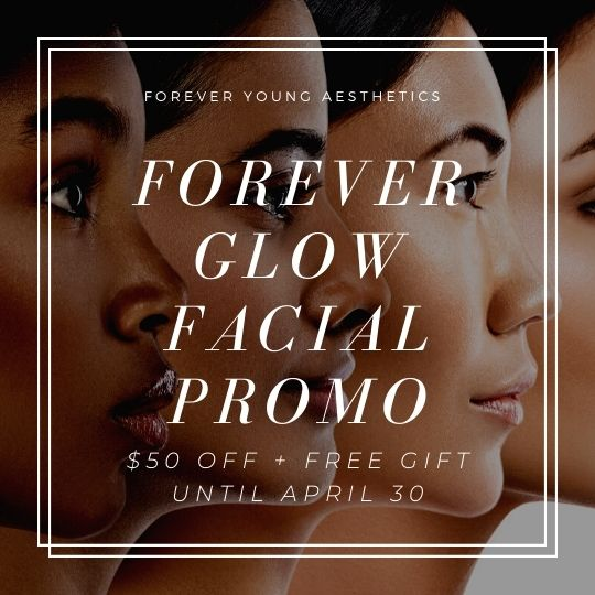 Facials Promo at Forever Young Aesthetics in Tampa FL