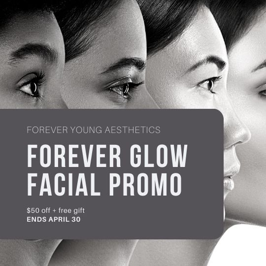 Machine-Extracting Facial at Forever Young Aesthetics in Tampa FL