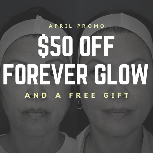 Sale on facial at Forever Young Aesthetics in Tampa FL