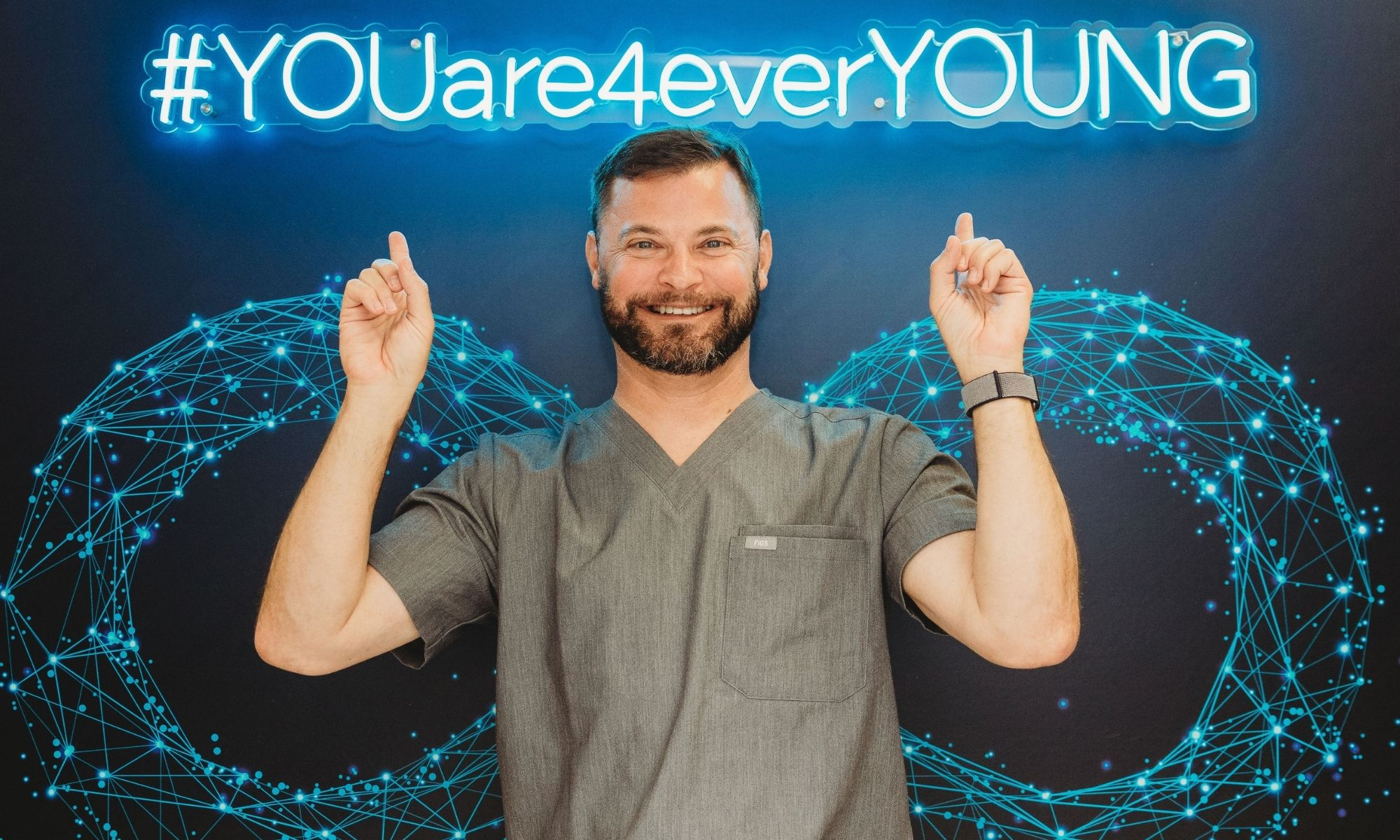 Rick Young of Medical Spa Forever Young Aesthetics in Tampa FL